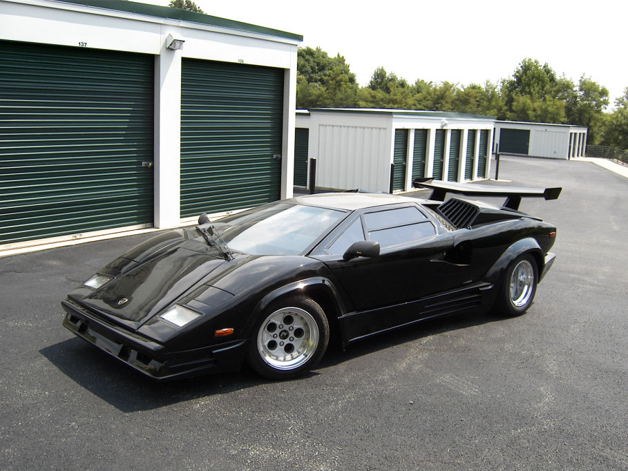 One Off Lamborghini Countach Built By A New Zealand Hot Rodder