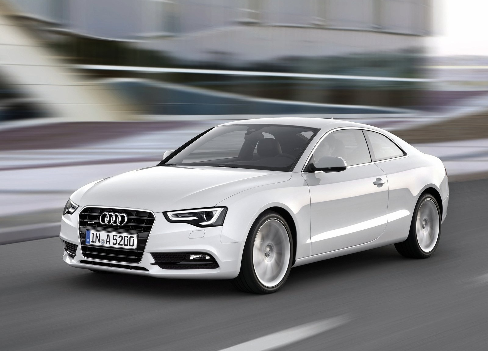 Latest Audi A5 to Drop V8 Engine and Weigh 100kg Less - GTspirit