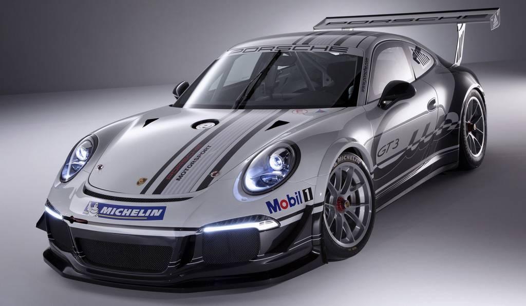 Porsche Debuting