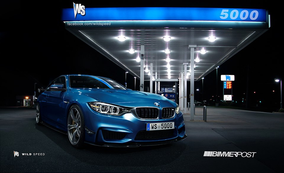 Render: 2014 BMW M4 Coupe by Wildspeed