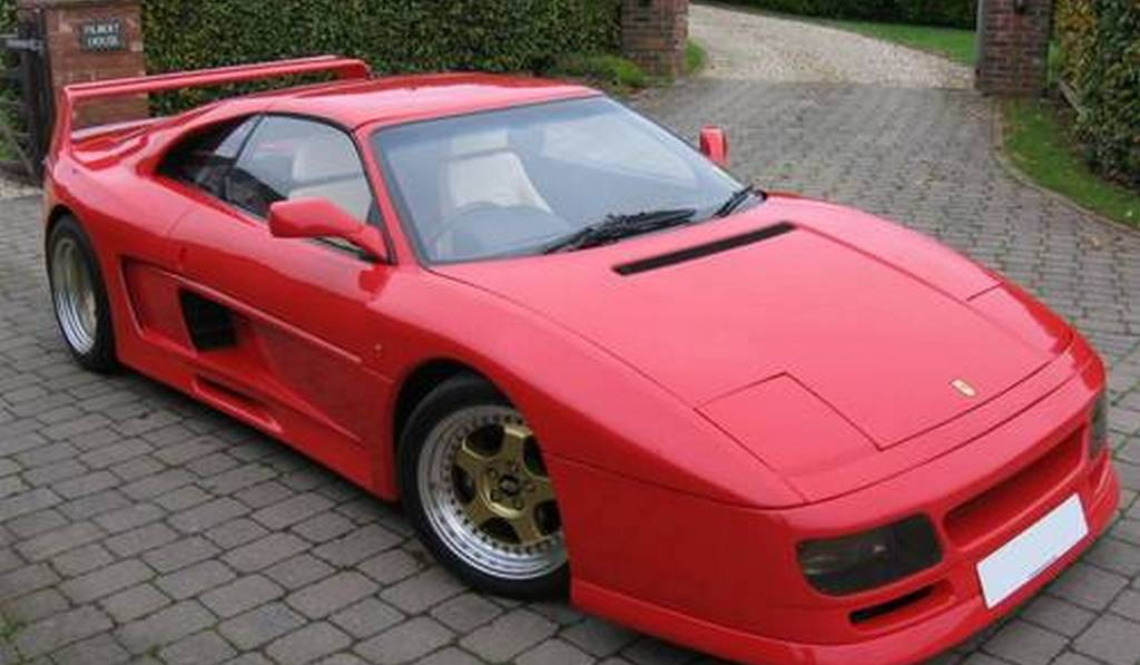 For Sale: Twin Turbo Ferrari 348 TS by Koenig