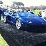 Lamborghini at the Amelia Island Concours d'Elegance