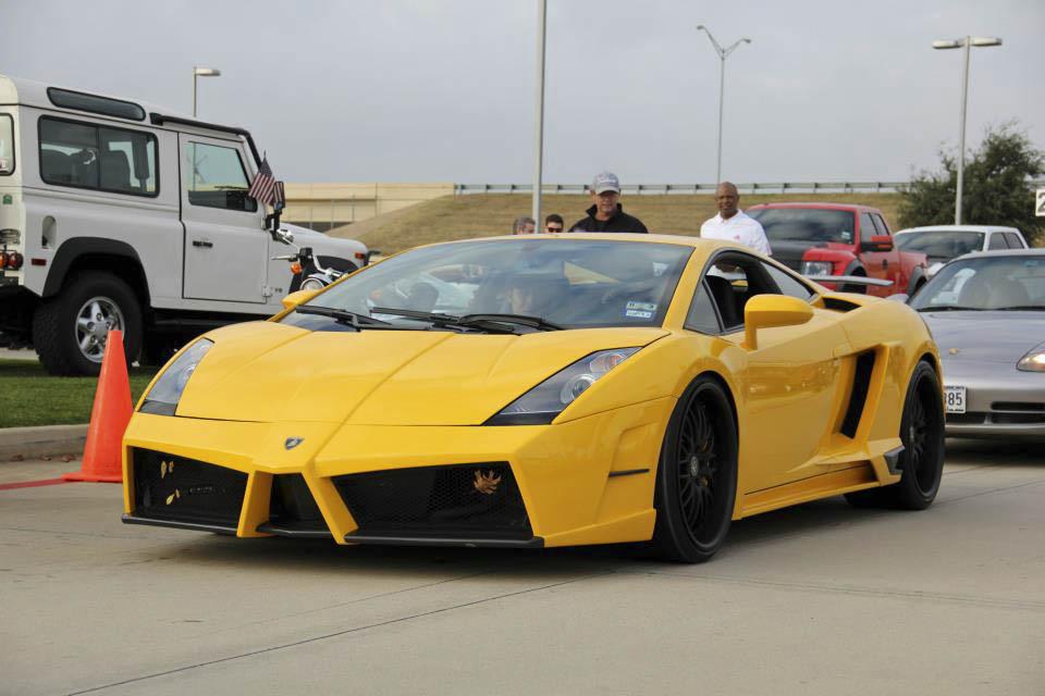 Overkill Widebody Lamborghini Gallardo By Jotech Motorsports Gtspirit