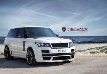 Merdad Range Rover Highland GTC