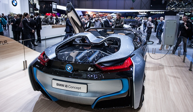 BMW At The Geneva Motor Show GTspirit - Geneva car show