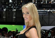 Gallery: Girls of Geneva Motor Show 2013 by David Kaiser