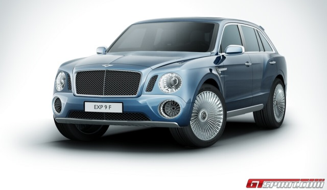 Bentley has Received Over 2,000 Advance Orders for Upcoming SUV
