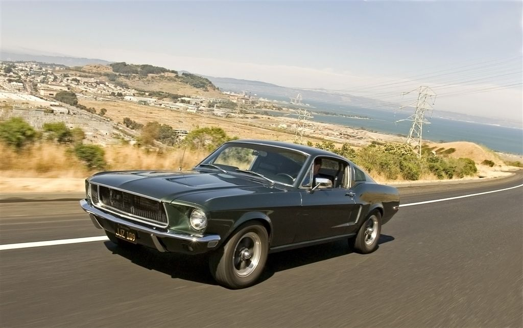 1968 ford mustang bullitt headed to silverstone auctions gtspirit. Black Bedroom Furniture Sets. Home Design Ideas