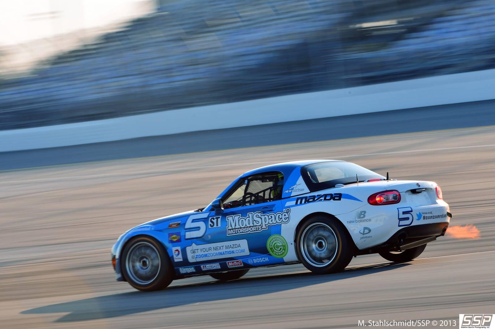 CJ Wilson: Racer, Pitcher, Petrolhead Part 1