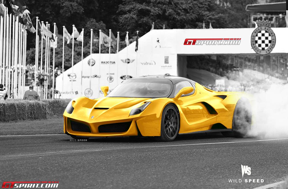 Render Ferrari F150 In Different Shades Gtspirit