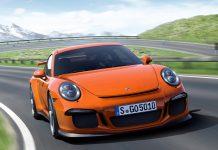 Render 2013 Porsche 991 GT3