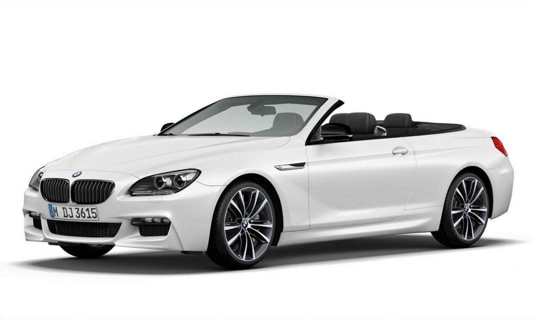 2014 BMW 6 Series Convertible Frozen Brilliant White Edition