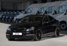 Mercedes Benz C63 AMG by KTW Tuning