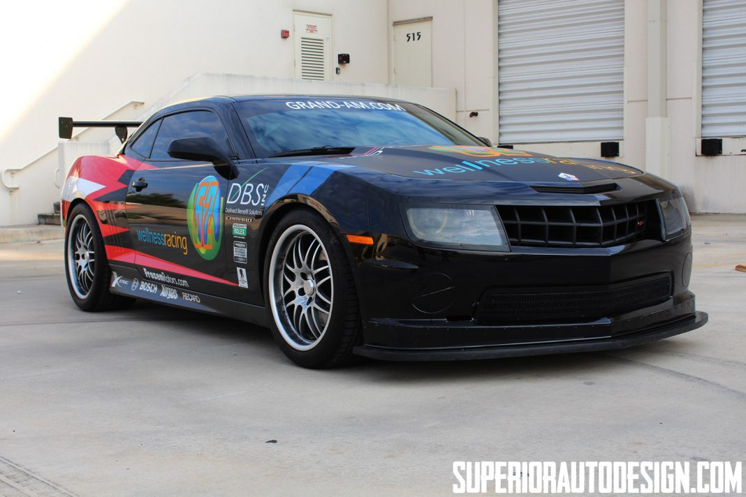 Chevrolet Camaro SS Road Race Edition by Autohaus Motorsports