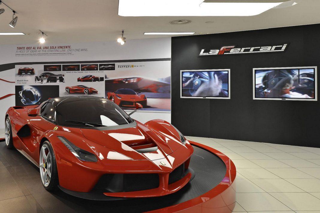 Survey Concludes Only 57 Percent of Ferrari Owners are Happy