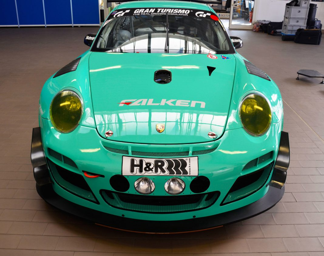 Falken Motorsports Reveals 2013 Porsche 911 GT3 R for Nurburgring 24 Hours