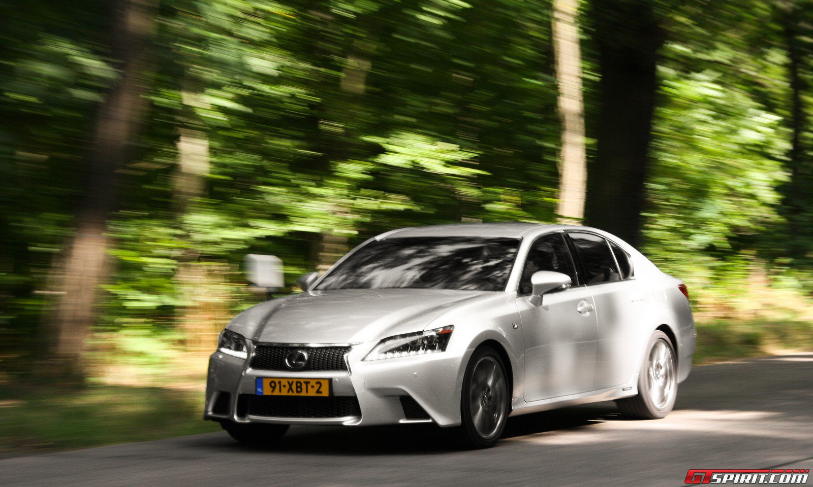 "Lexus Trademarks ""GS-F"" Badge, Should We Expect It? - GTspirit"