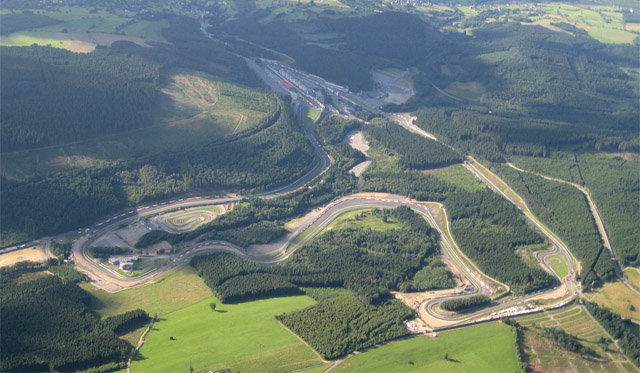 Spa-Francorchamps