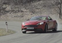 Video: Ferrari F12 vs Lamborghini Aventador vs Aston Martin Vanquish by Evo