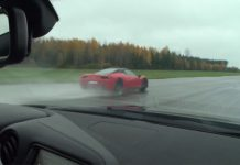 Video: 4 Races Between Ferrari 458 Italia and Nissan GT-R