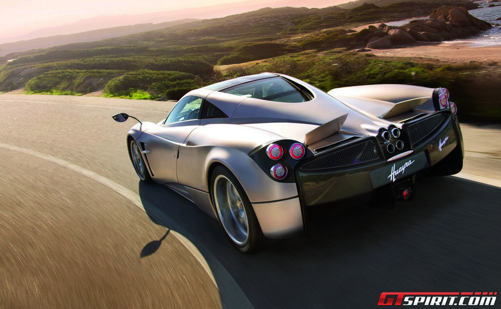 Pagani Increases Pagani Huayra Price for 2013 - GTspirit