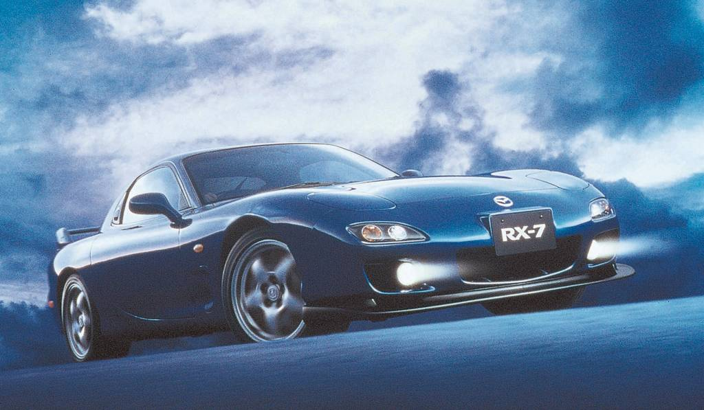 Report: Successor to Legendary Mazda RX-7 a Possibility