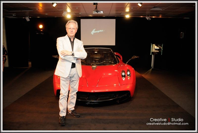 Pagani Huayra For Sale >> Horacio Pagani Admits He's not Impressed by McLaren P1 ...