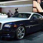 Rolls-Royce Wraith in New York