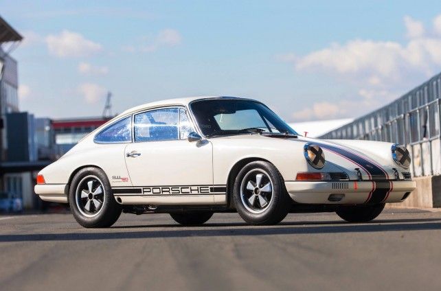 Porsche Reveals Plans for Goodwood Festival of Speed 2013