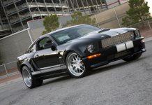 2007 Shelby GT Wide Body