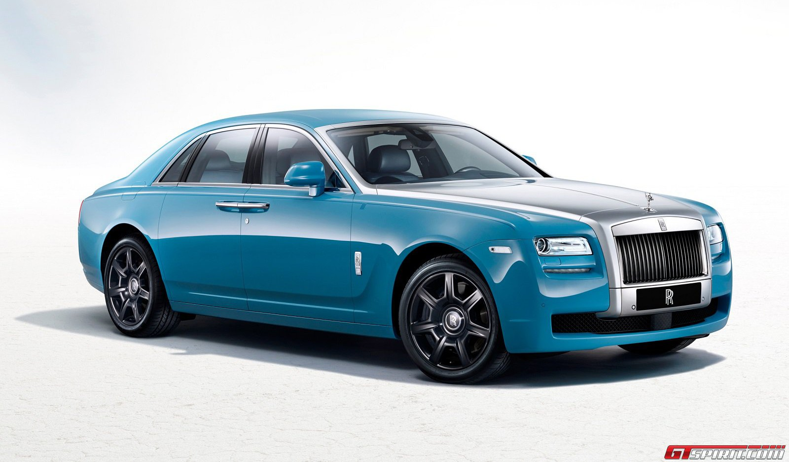 Official: 2013 Rolls-Royce Ghost Alpine Trial Centenary