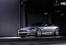 Aston Martin DBS With Vellano VM10 Monoblock Wheels