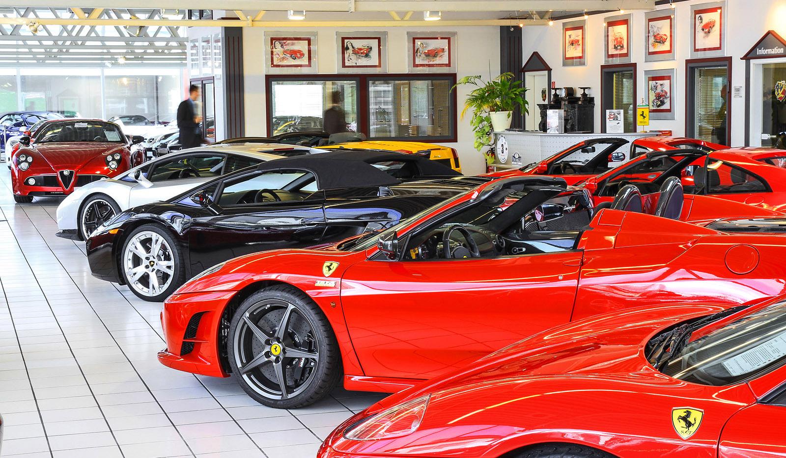 dealer visit: auto-salon-singen 2013 - gtspirit