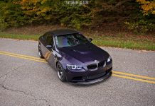Big Purp BMW M3 by Autocouture