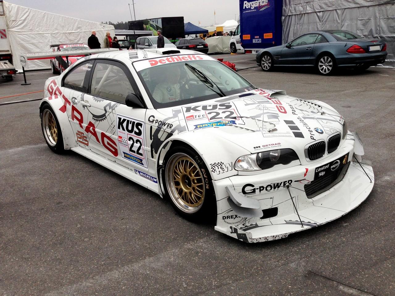 BMW Convertible bmw e46 supercharger for sale G-Power BMW E46 M3 Wows at International DMV TCC Season Opening ...