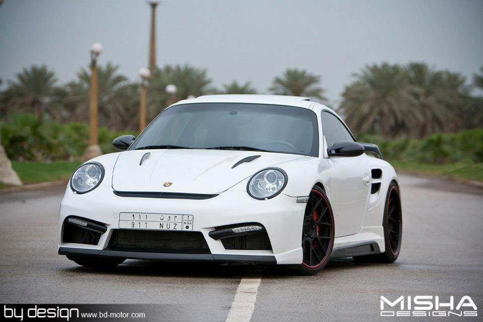 Misha Design Porsche 911 GTM by ByDesign Motorsports