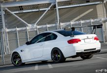 European Auto Source BMW E92 M3 Project Car