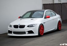 Alpine White BMW E92 M3 by European Auto Source