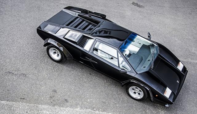 For Sale: 1983 Lamborghini Countach 5000S