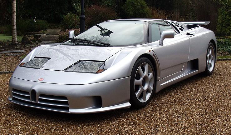 Bugatti eb110 ss for sale
