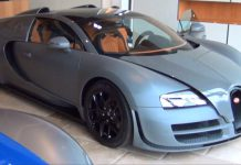 Video: Walkaround of the Geneva 2012 Bugatti Veyron Grand Sport Vitesse