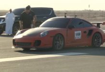 Video: Evolution Motorsport Hits 215mph in Qatar 'Half-Mile'