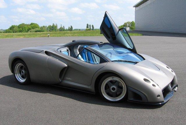 Lamborghini Pregunta Prototype