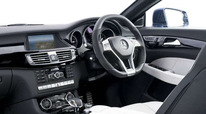Mercedes-Benz CLS 63 AMG Interior