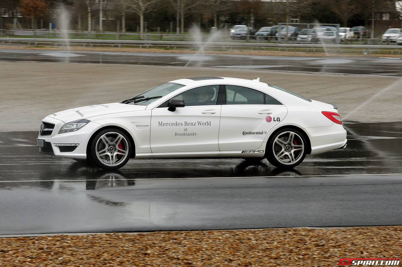 First drive mercedes benz cls 63 amg gtspirit for Mercedes benz amg cls
