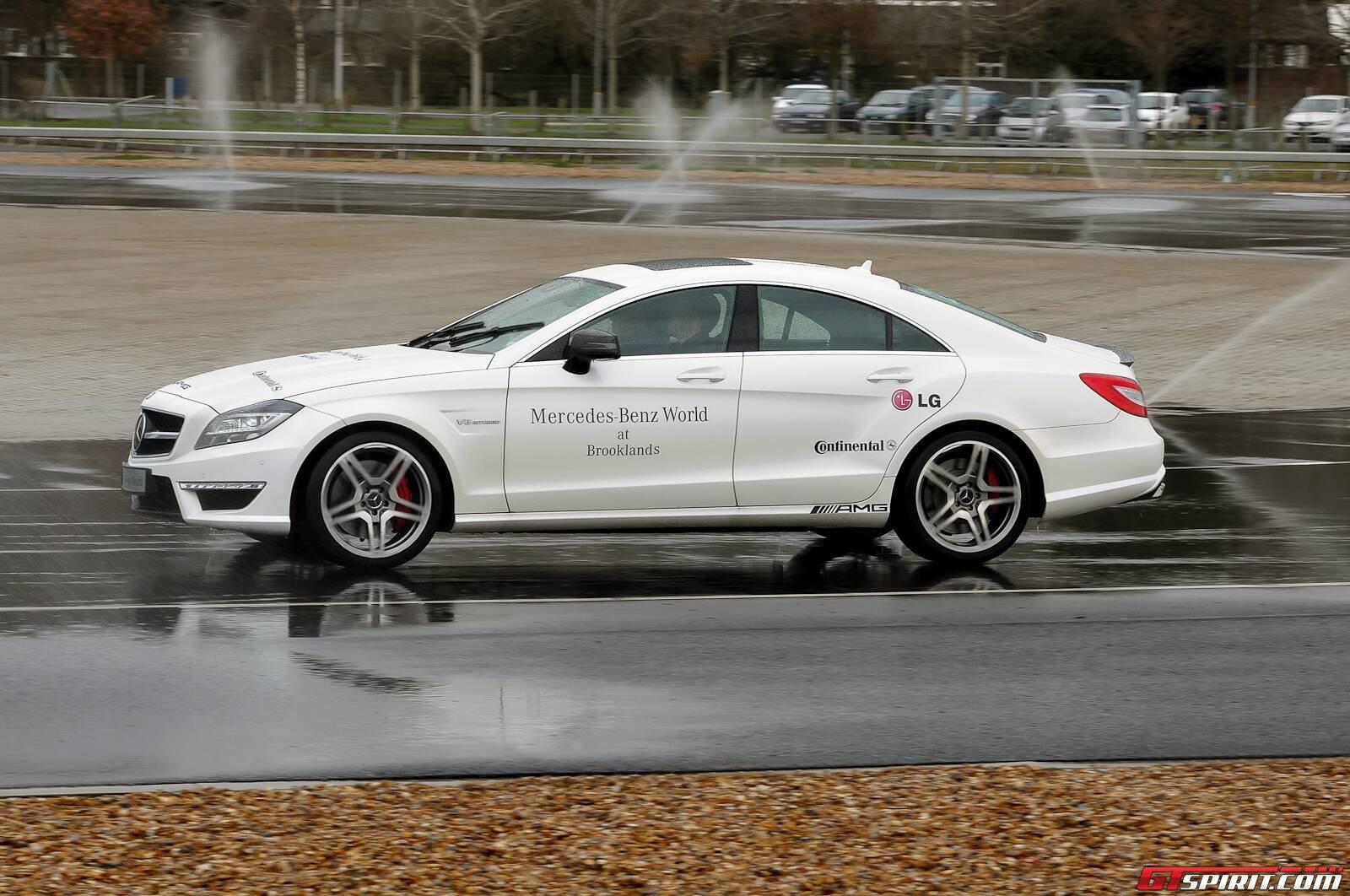 First drive mercedes benz cls 63 amg gtspirit for Mercedes benz cls amg for sale