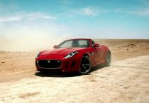 Video: Jaguar Creates F-Type 'Desire' Short Film
