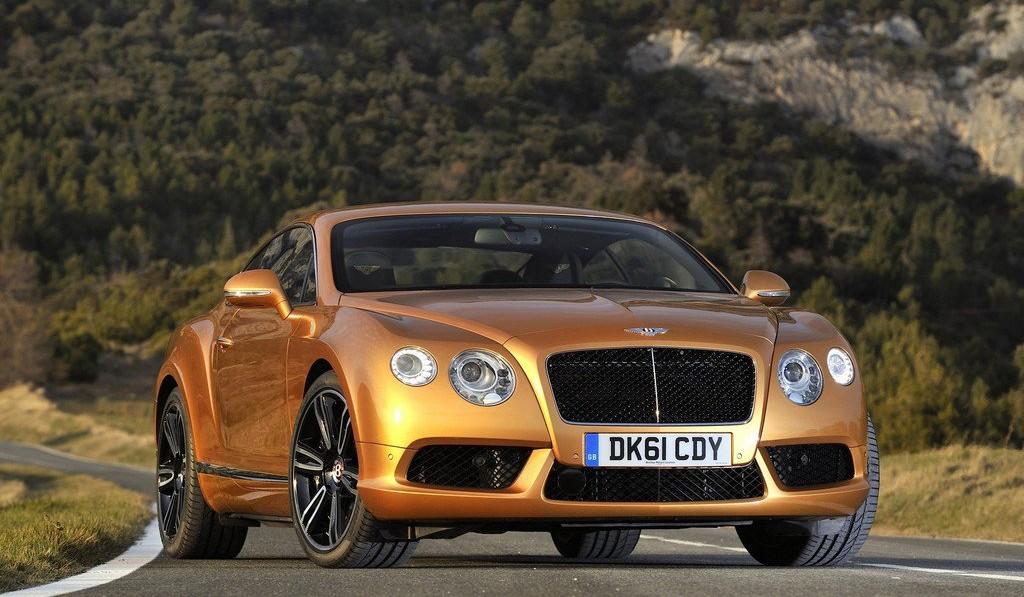 Report: Bentley Could Produce Four-Door Coupe - GTspirit