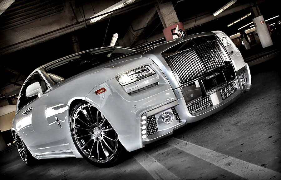 Gallery: Rolls-Royce Ghost by Wald International