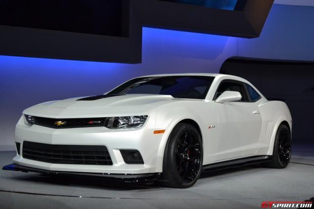 Report: SRT to Develop Chevrolet Camaro Z/28 Rival - GTspirit